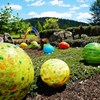 Lava Glass Sculpture Garden image